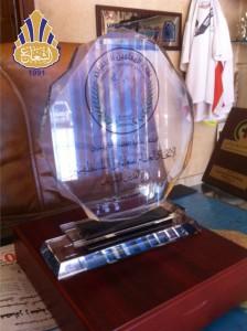 Crystal Trophy دروع كريستال